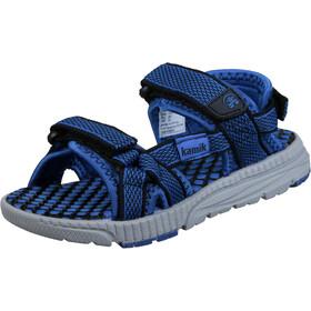 Kamik Match Sandały Dzieci, niebieski